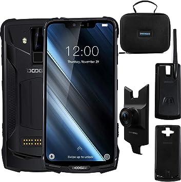 DOOGEE S90 Super, IP68/IP69K Impermeable Telefonos Móvil Libre 4G ...
