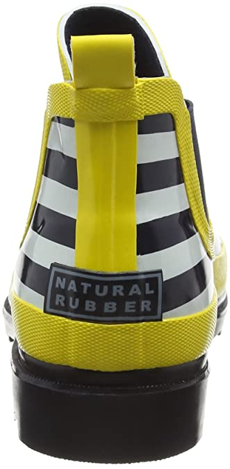 Regatta Lady Harper, Women's Rain Boots, Yellow (Navy/Lemonte), 4 UK (37 EU)