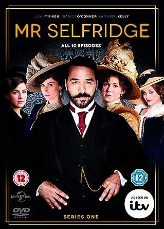 3437c0dfaac8 Mr Selfridge - Series 1  DVD   2013   Amazon.co.uk  Jeremy Piven ...