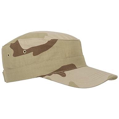 644ec915 Helikon Army Tactical Patrol Field Cap Adjustable Ripstop 3-Colour Desert  Camo: Amazon.co.uk: Clothing