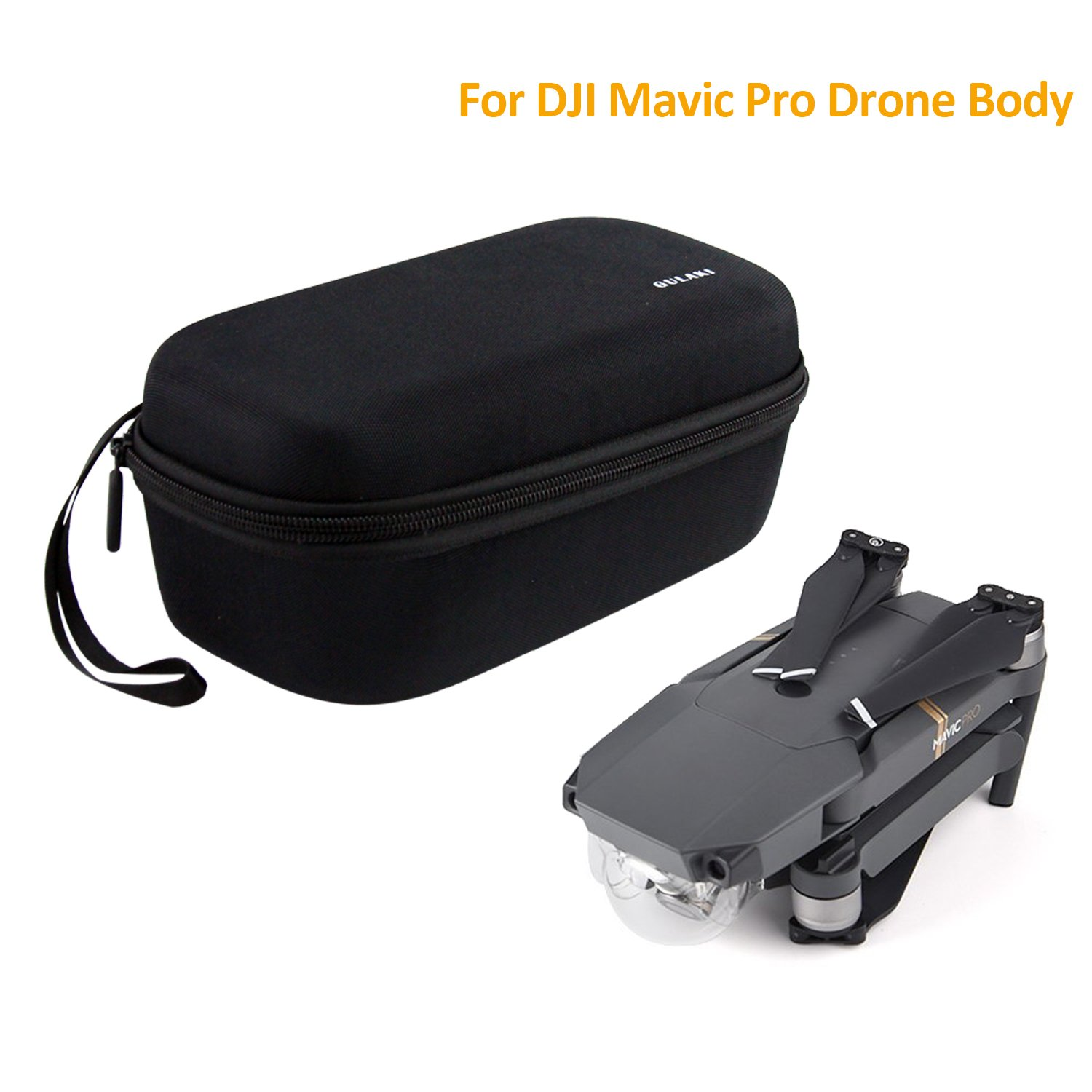 3 Pcs EVA Hardshell Carrying Case Sets for DJI Mavic Pro Drone Body and Remote Controller Transmitter with Battery Carrying Case (DJI Mavic Not Included)