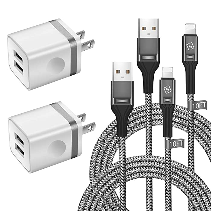 Top 10 Homecar Iphone Charger With Cable