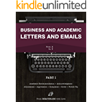 How to Write Letters for All Occasions: Letter Writing Book for Dummies and Pros. Seven Guides on Writing Application, Complaint, Cover and Other Letters. ... Letters and Emails 1) (English Edition)