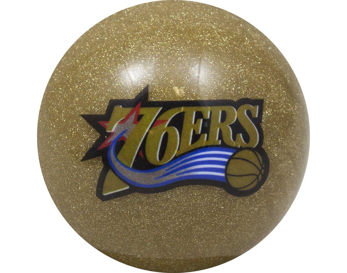 NBA Imperial Philadelphia 76ers Pool Billiard Cue/8 Ball - Gold