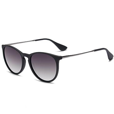 Review SUNGAIT Vintage Round Sunglasses