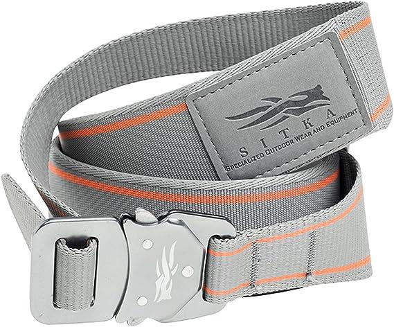Sitka Stealth Belt Woodsmoke Large
