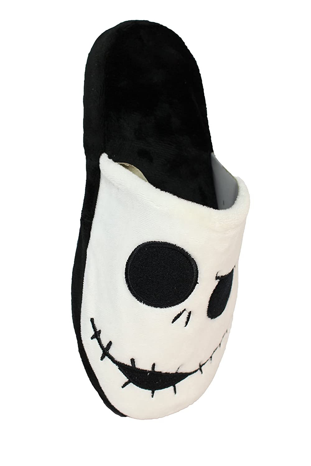 Amazon.com: Disney Tim Burton\'s Nightmare Before Christmas Slippers ...