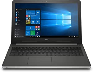 Dell Inspiron i5559-7080SLV 15.6 Inch FHD Touchscreen Laptop with Intel RealSense (6th Generation Intel Core i7, 8 GB RAM, 1 TB HDD) AMD Radeon R5