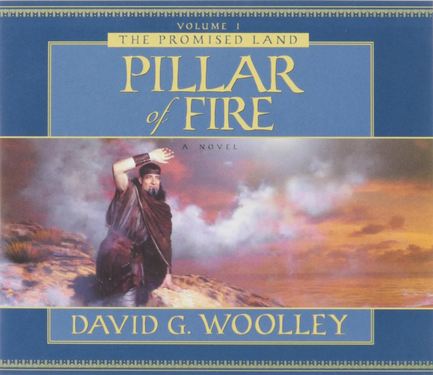 Pillar of Fire (The Promised Land) ebook