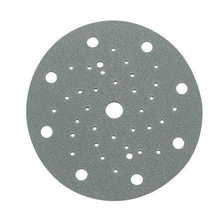 """5/"""" 8 Hole Grit Sanding Disc Random Orbit Hook /& Loop Sandpaper Sander 80//180//320"""