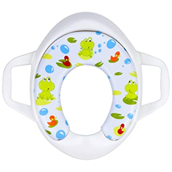 Potty Training Seat for Standard Size Toilet  Best Portable Amazon com