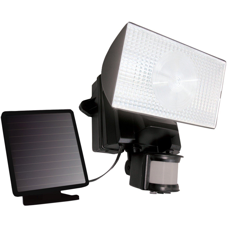 Solar Powered Flood Lights Solar Powered Black Outdoor