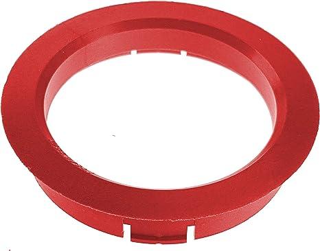 4 anelli di centraggio 68,0 mm 56,6 mm