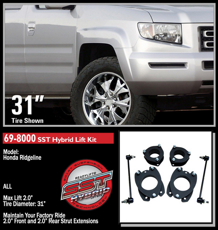 ReadyLift 69-8000 2 Smart Suspension Technology Lift Kit