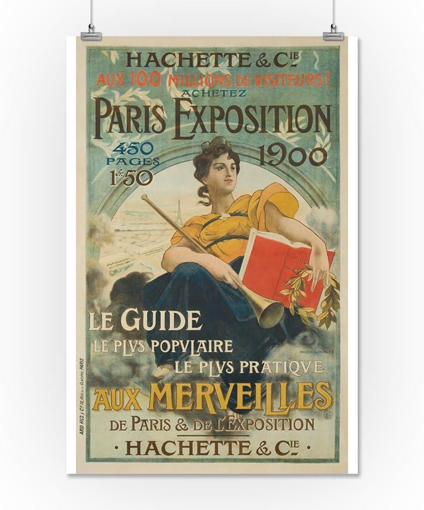 théâtre de l/'opéra VINTAGE AD POSTER jules chéret france 1899 24X36 unique