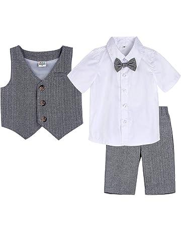 con Cravatta a Farfalla Panciotto Pantaloni Impostato mintgreen 3 Pezzi Bambino Ragazzo Attrezzatura Signore Completo da Uomo Dimensioni 1-5 Anni