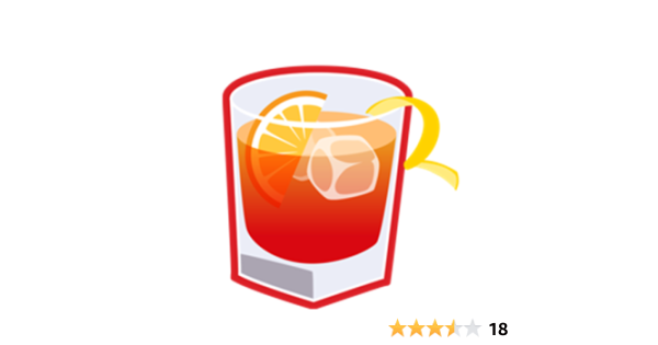 Cócteles y bebidas alcohólicas