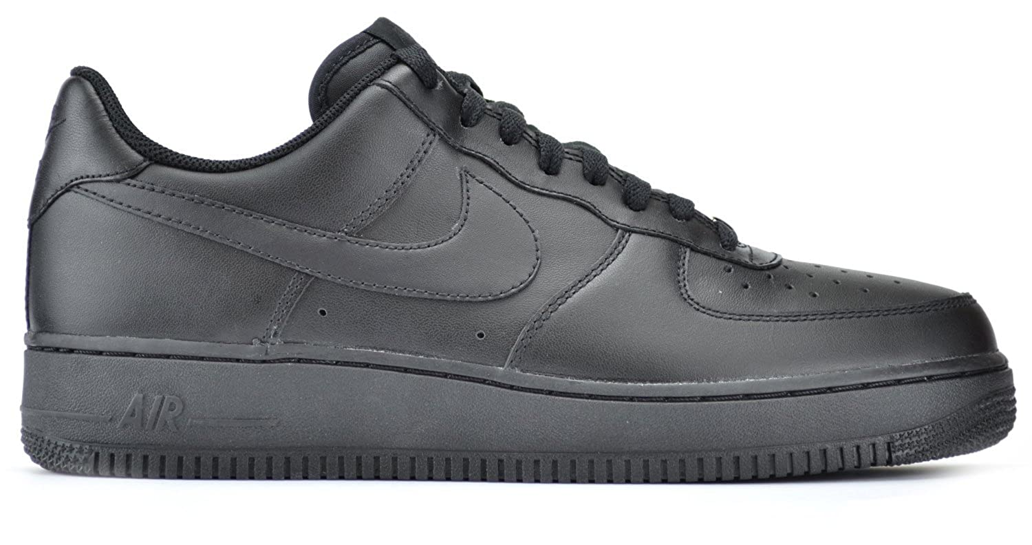 Nike Unisex Adults  Air Force 1  07 Trainers  Amazon.co.uk  Shoes   Bags 47d919cf2