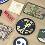 OneTigris Tactical Patch Morale Military Patch  I