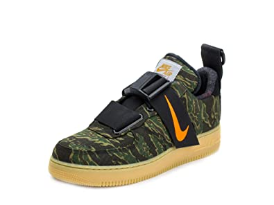 a6543705 Amazon.com | Nike Men's Air Force 1 UT Low PRM WIP Basketball Shoe ...