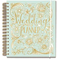 Wedding planner–Duck Egg Blue–Perfect Compromiso Gift with Sections