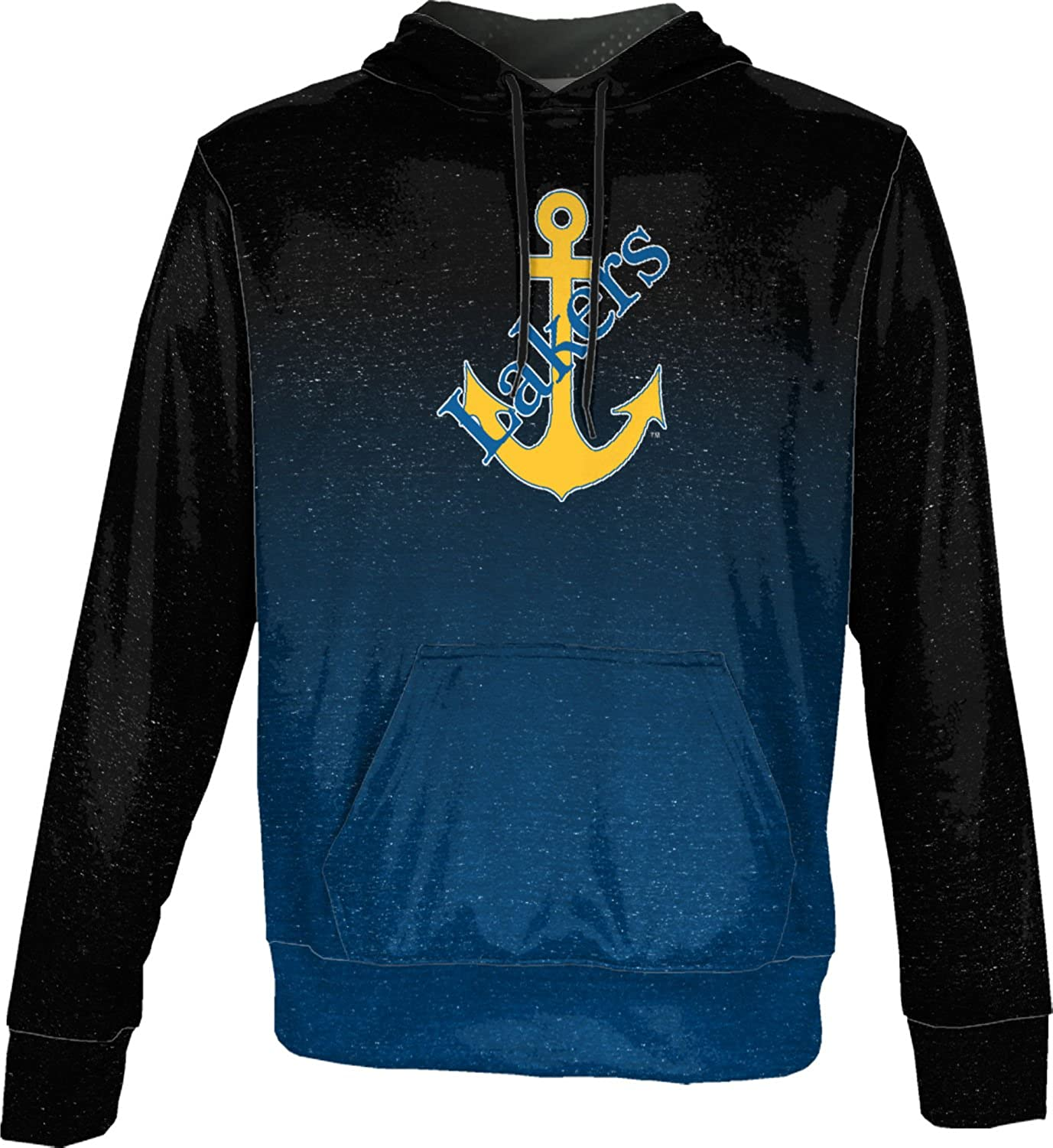 ProSphere Lake Superior State University Boys Pullover Hoodie Ombre