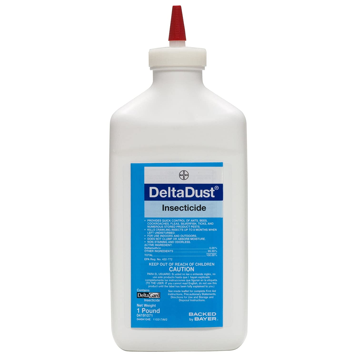 Bayer Delta Dust Insecticide Dust-1 lb