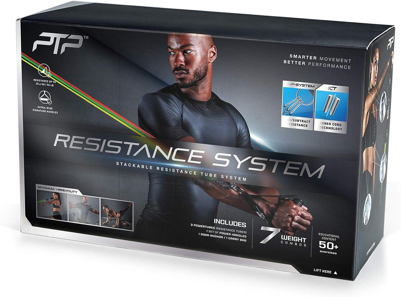 PTP 1544 POWERTUBE Resistance System