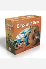 Days with Bear: Bear Feels Scared; Bear Feels Sick; Bear's Loose Tooth (The Bear Books) Board book