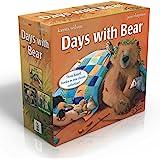 Days with Bear: Bear Feels Scared; Bear Feels Sick; Bear's Loose Tooth (The Bear Books)