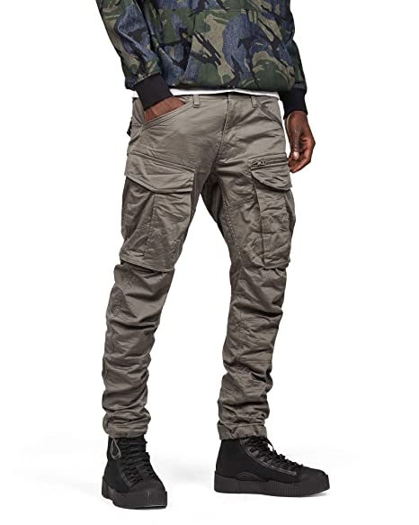G-Star Raw Mens Rovic Zip 3D Tapered