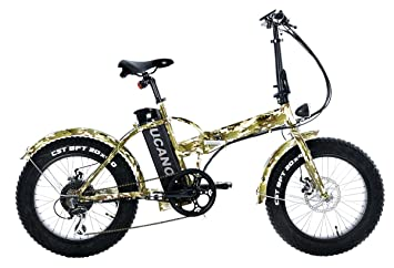 "Tucano Bikes Monster 20. Bicicleta Eléctrica 20"" Motor: 500W-48V Velocidad Máxima"