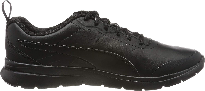 PUMA Flex Essential Sports Shoes 365269 006 Black Men's Low Sneaker Black