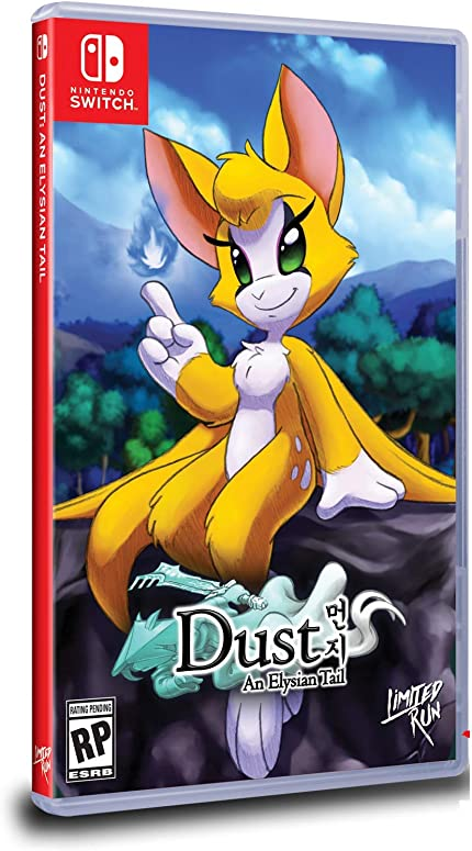 Dust: An Elysian Tail (Switch Limited Run #12 ... - Amazon.com