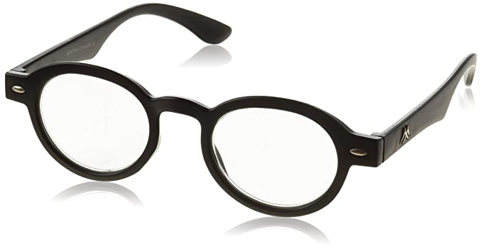 Montana MR92 Strength Plus 2.5 Black Reading Glasses jp9DeJS