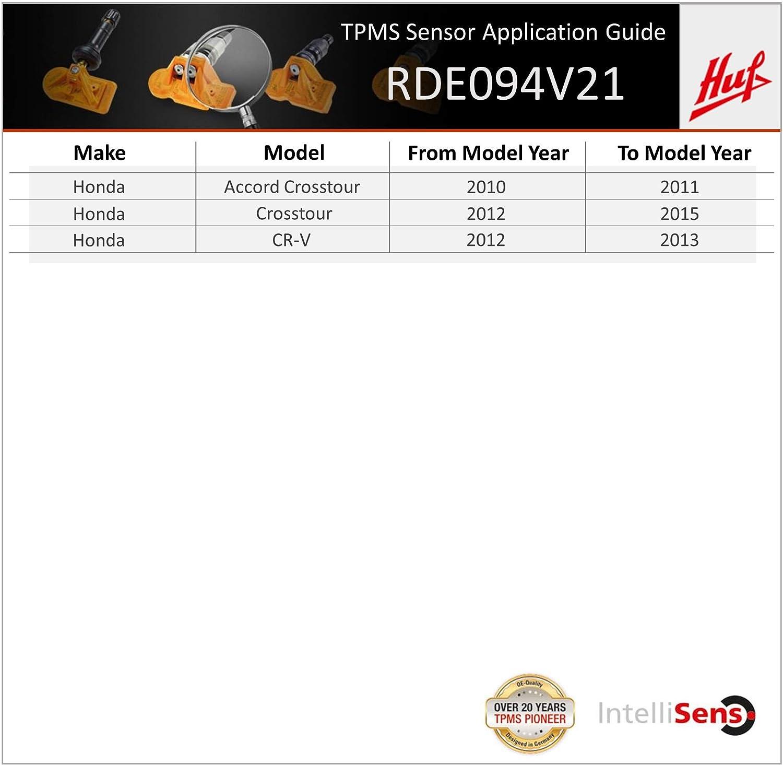 Huf RDE094V21 315MHz OE Quality TPMS Sensor