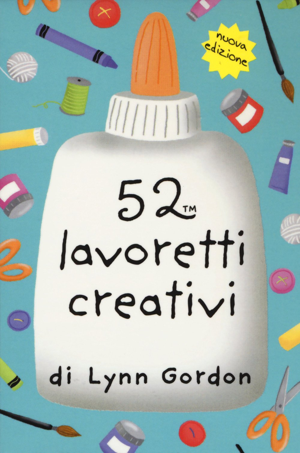 52 Lavoretti Creativi Carte Ediz A Colori Amazonit Lynn Gordon