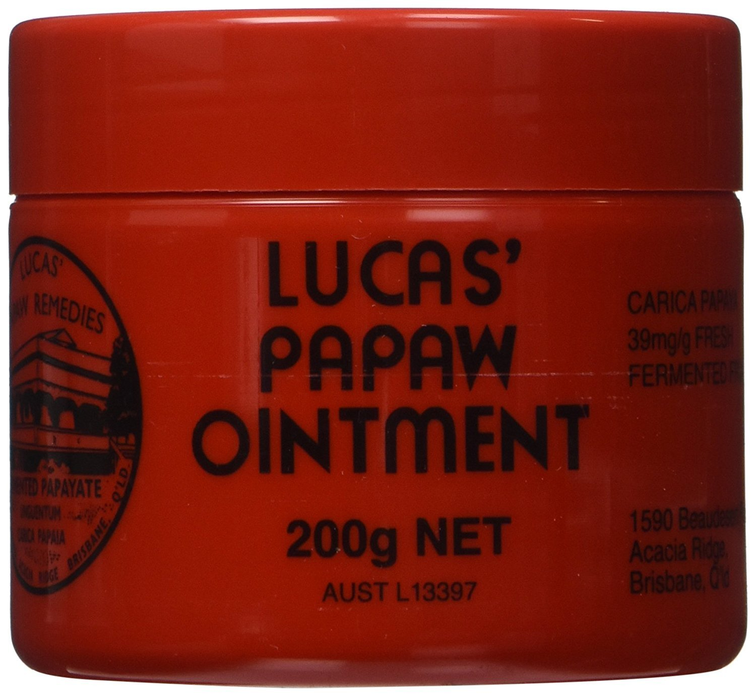 Lucas' Papaw Ointment 200g (3 Pack) by Lucas