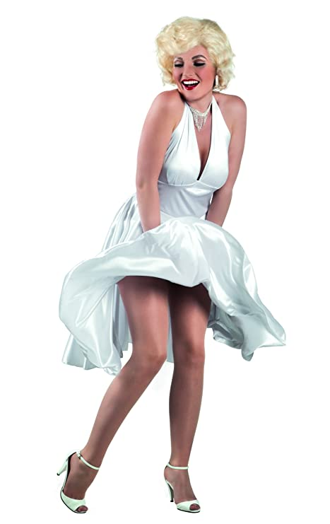 Boland 83850 - Vestito Hollywood Marilyn Monroe 0751d17c5a4
