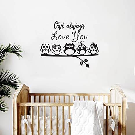 Love You Wall Art Decal