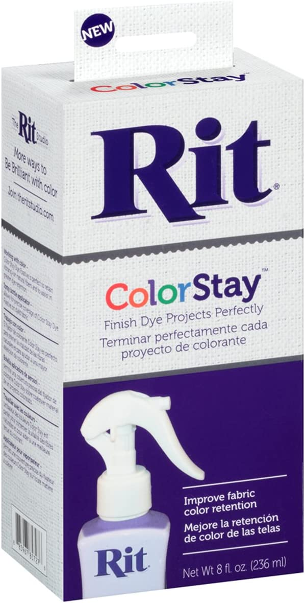 Rit Colorstay Dye Fixative, Color Stay