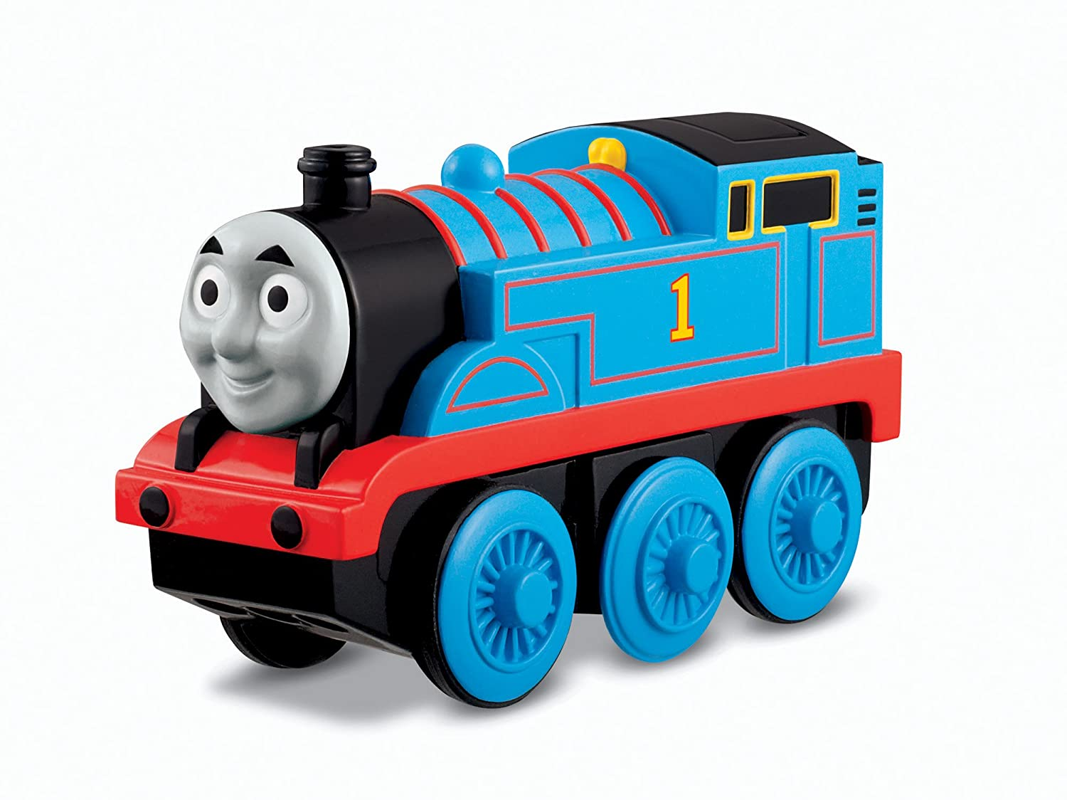 Amazon.com: Thomas & Friends Fisher-Price Wooden Railway, Train ...