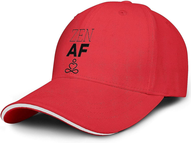 Zen Logo Baseball Cap Awesome Hat Dad Mens Adjustable Snapback Ball Caps for Women
