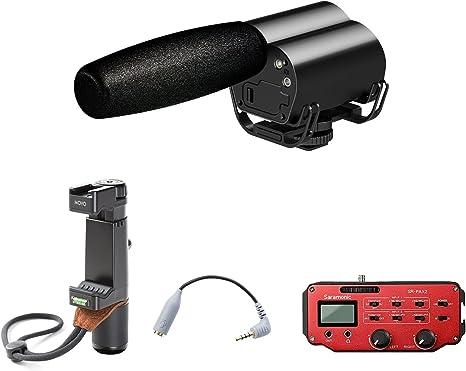 Movo Smartphone Kit de vídeo con Mezclador de Audio ...