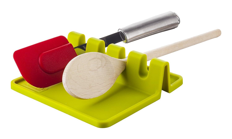 Vacu Vin 46706606 Küchenutensilablage, grün: Amazon.de: Küche & Haushalt