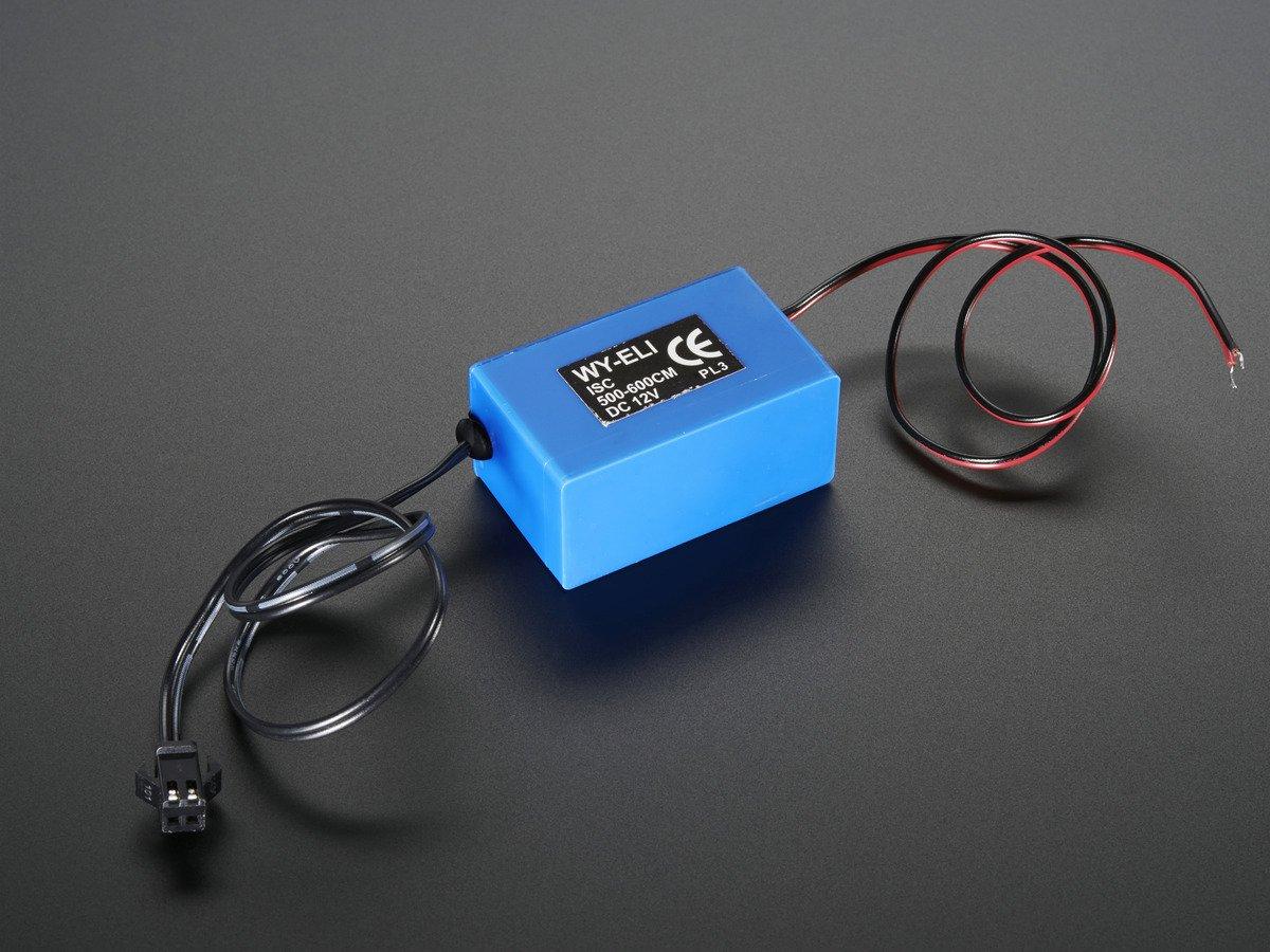 12V-Wechselrichter für EL Wire: Amazon.de: Computer & Zubehör