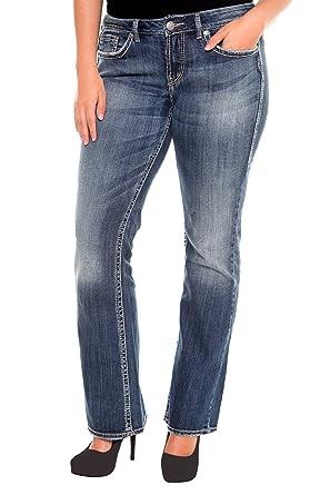Silver Jeans - Eden Flare Jean 33