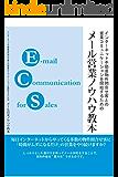 インターネット不動産物件問合せ客との営業コミュニケーションを開始するためのメール営業ノウハウ教本