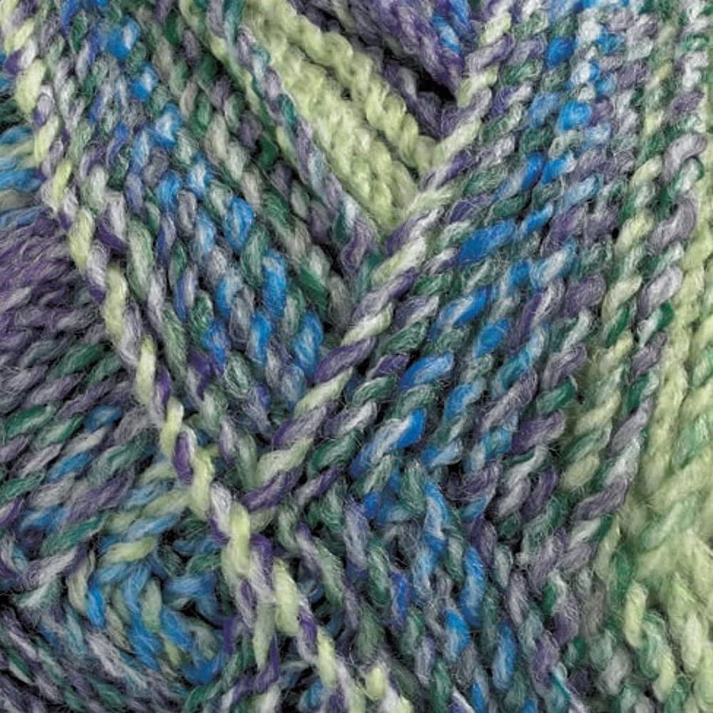 Brown Mix MC9 James Brett Marble Chunky Knitting Yarn 100/% Soft Acrylic Wool 200g Ball