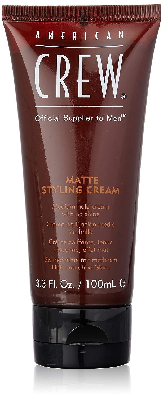 American Crew Matte Styling Cream, 3.3 Fl. Oz.